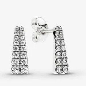 Pandora Shooting Stars Stud Earrings